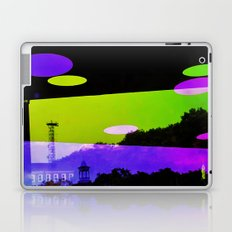 An Altered View of NYC Laptop & iPad Skin