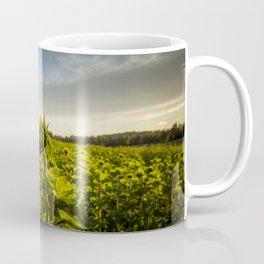 Field of Sunflowers Coffee Mug
