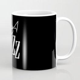 Just Jazz - BW Coffee Mug