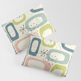 Mid Century Modern Shapes #society6 #buyart Pillow Sham