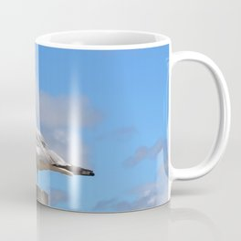 Seagull Bird Beach Art - Sitting Pretty - Sharon Cummings Coffee Mug
