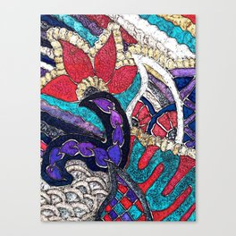 Artistic Effects Canvas Print