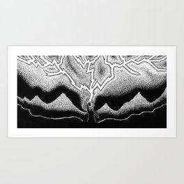 Thor Odinson Art Print