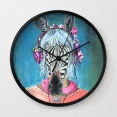 I Can't Hear You Wall Clock