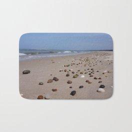 Shiney Stoney Beach - Nairn Scotland - Stones Bath Mat