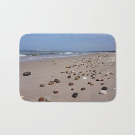 Shiney Stoney Beach - Nairn Scotland - Stones Bath Mat