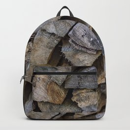 The wood pile Backpack