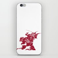final fantasy iPhone & iPod Skins featuring FINAL FANTASY VI by DrakenStuff+