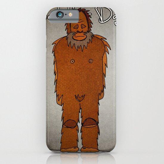 bad hair day no:4 / Bigfoot iPhone & iPod Case