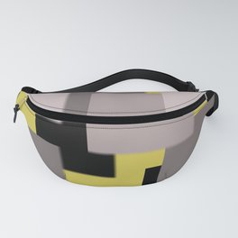 Multilayered Fanny Pack