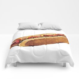 Just Hot Dog Comforters