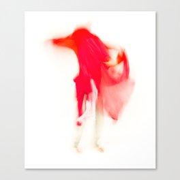 fusión disolución 4/14 Canvas Print