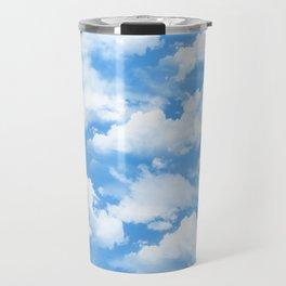 Sky's the limit. Travel Mug