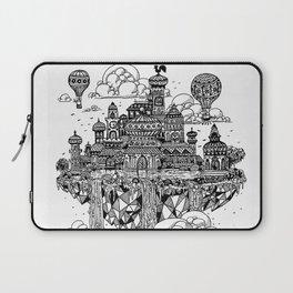 Floating city Laptop Sleeve