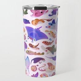 Ray day 2 - pastel Travel Mug