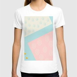 four pineapples T-shirt