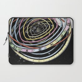 The time of the seasons and the constellations Laptop Sleeve