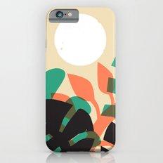 Jungle Sun #1 iPhone 6s Slim Case