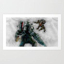 BioShock 4 Art Print