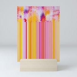 Tradition meets Digital - Sun Scope Mini Art Print