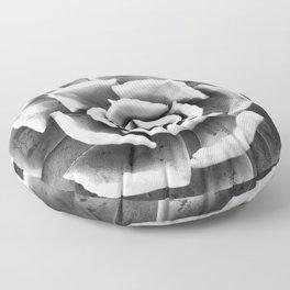 Peace Love & Succulents Floor Pillow