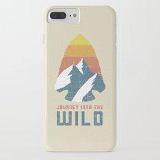 Journey Into the Wild iPhone 7 Plus Slim Case