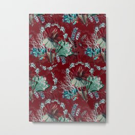 TROPICAL PATTERN-15 Metal Print