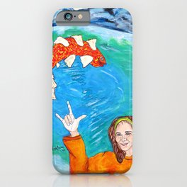 Personally Commissioned - Hey Jude, this One's for You...  iPhone Case