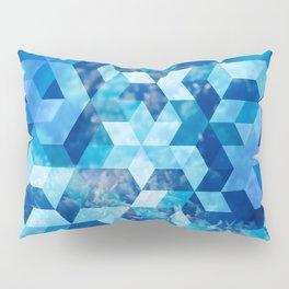 Cold Snowflake Pillow Sham
