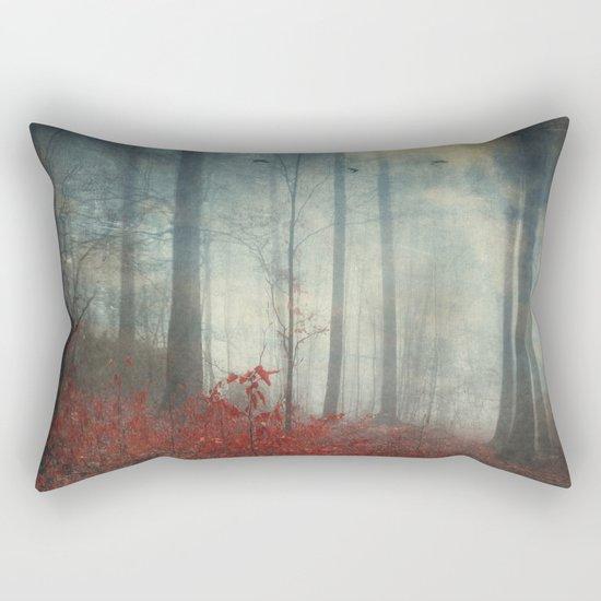 open woodland dreams Rectangular Pillow