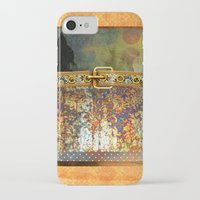 western iPhone & iPod Cases featuring GOLDEN WESTERN by VIAINA
