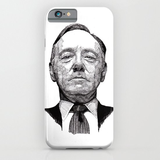 House of Cards - Francis Underwood iPhone & iPod Case
