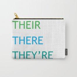 Grammar I Carry-All Pouch