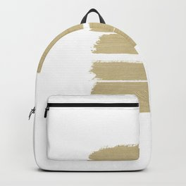 Stripes - No Comment #3 #minimal #painting #decor #art #society6 Backpack