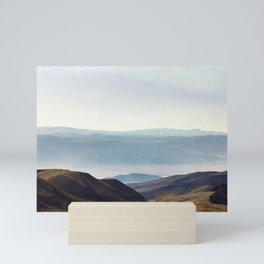 Endless Mountains, Endless Twilight Mini Art Print