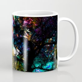 nebula trees Coffee Mug