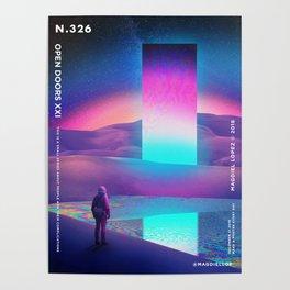 Astronaut's Dream Poster