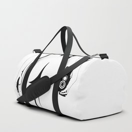 Photographer girl Duffle Bag