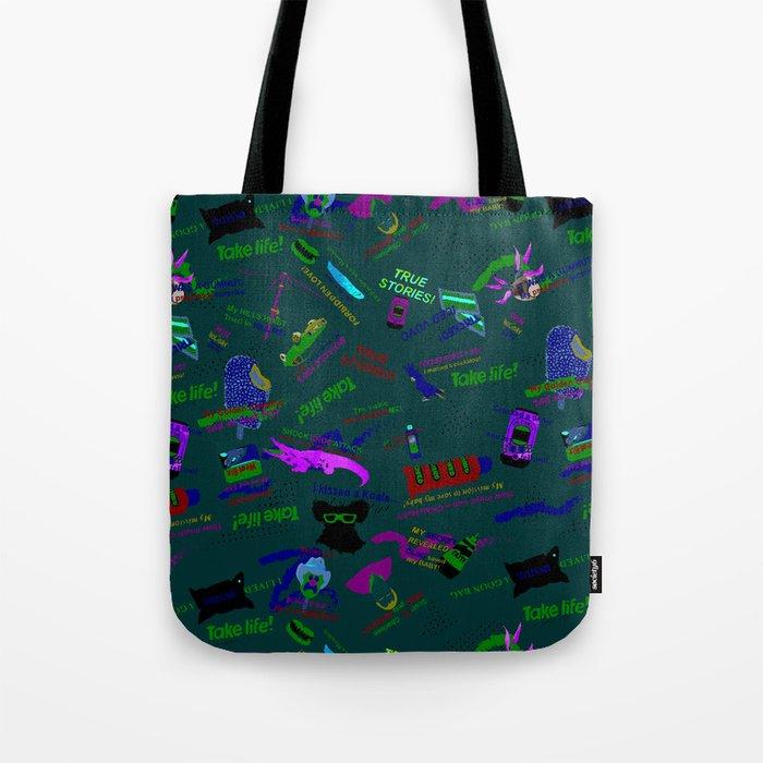 Take Life Mag! Tote Bag