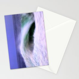 The Moving Ocean Stationery Cards