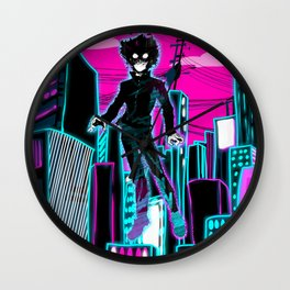 Mob Wall Clock