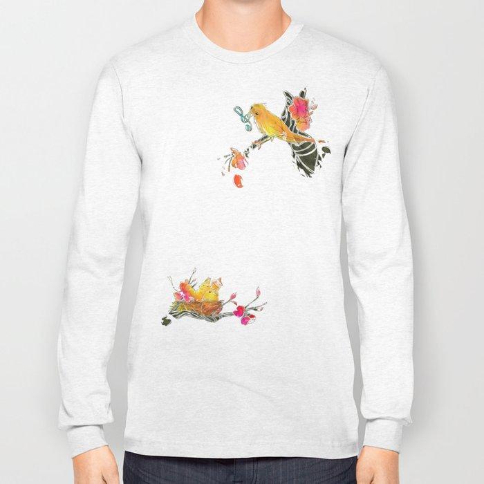 Feed the soul Long Sleeve T-shirt
