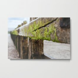 Littlehampton Beach_12 Metal Print