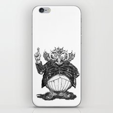 THE KNOWITOWL iPhone & iPod Skin