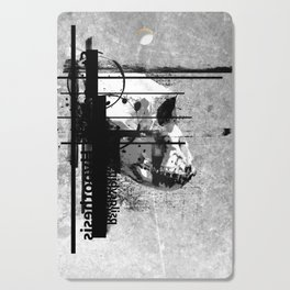 Evolution of Cognition Cutting Board