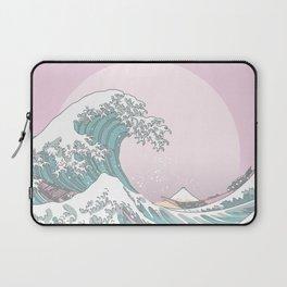 Great Wave Pastel Laptop Sleeve