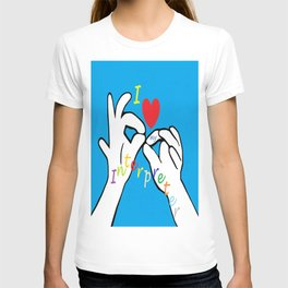 I Heart my Interpreter T-shirt