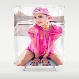 Halsey 12 Shower Curtain