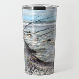 beached cowfish Travel Mug