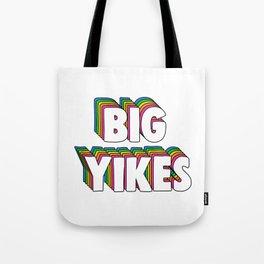 Big Yikes Meme Tote Bag
